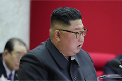 North Korea convenes plenary session attended by top officials