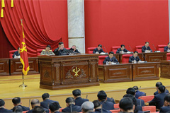 N. Korea's ruling party holds bigger, longer 3-day meeting