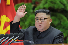 N. Korea says it will continue developing tactical weapons and confront int'l sanctions