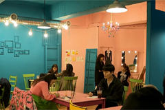 Cafes in Korea are coming in all shapes and sizes
