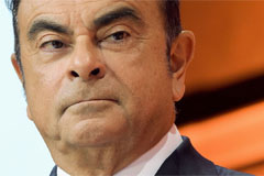 Lebanon receives Interpol arrest warrant for ex-Nissan chairman Ghosn