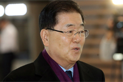 S. Korea's security chief heads to Washington for talks with U.S., Japanese counterparts