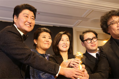 Significance of 'Parasite' becoming first Korean film to win Golden Globe