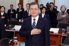 President Moon vows to create 'real changes' in economy in 2020