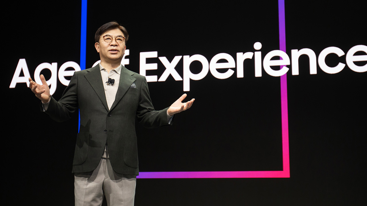 Samsung sets out vision for 'Age of Experiences' in CES 2020 keynote