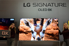 Battle of 8K TVs, AI products heats up between LG, Samsung ahead of CES 2020