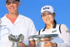 S. Korean golfer Ko Jin-young named 2019 Player of the Year