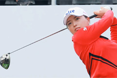 S. Korean golfer Ko Jin-young