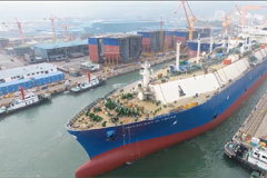 S. Korea's shipbuilding industry to revive through LNG in 2020