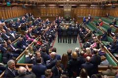 UK House of Commons passes Brexit bill, giving green light for Brexit on January 31