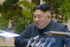 N. Korean leader made clear to Trump he will not make unilateral concessions: KCTV