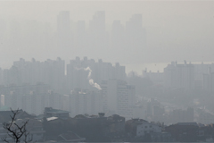 China accounts for one fifth of S. Korea's fine dust: Study