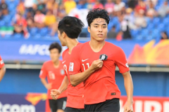 S. Korea beat Iran 2-1 to clinch QF berth at Olympic men's football qualifying tournament