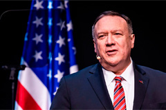 U.S. does not pose security risk to N. Korea: Pompeo