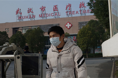 China admits Wuhan pneumonia virus contagious among people