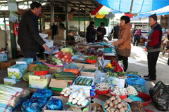 S. Korean traditional markets