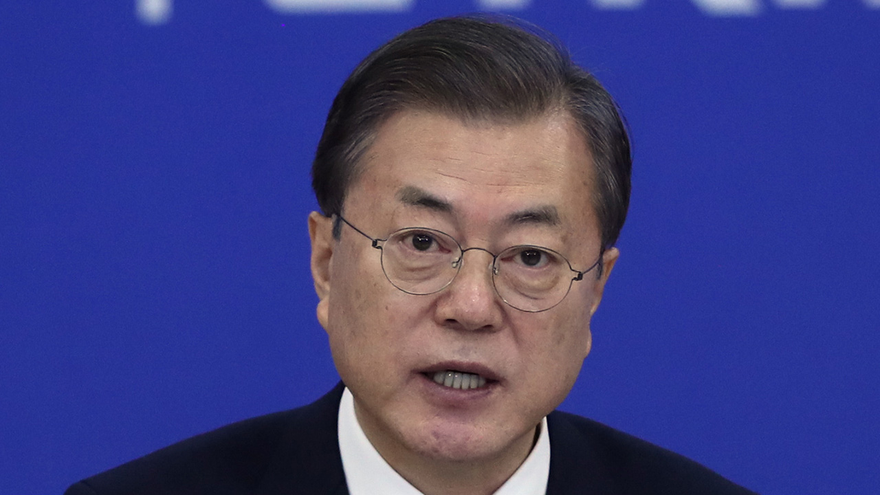 President Moon hopes to achieve concrete results in 'New Northern Policy' this year