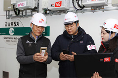 S. Korea's major telecom firms to provide 5G on subways by end of 2020