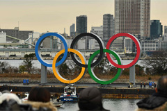 Korean national athletes open official training period for 2020 Tokyo Olympics