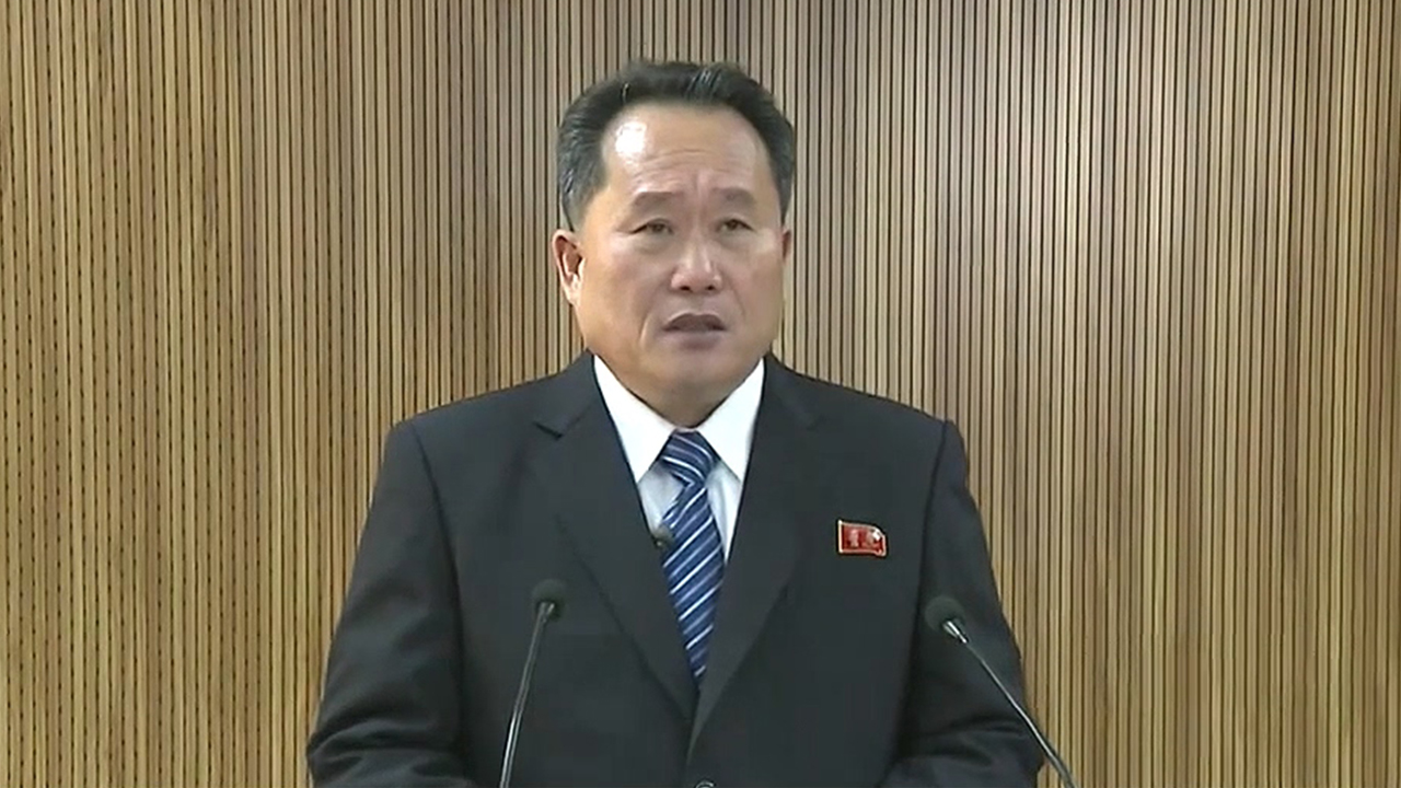 N. Korea picks new top diplomat, heralding policy shift