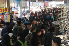 S. Korea's traditional markets