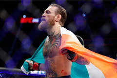 Conor McGregor KOs Donald Cerrone in 40 seconds at UFC 246