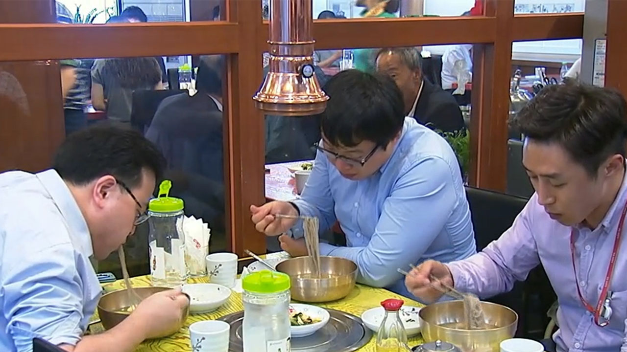 Cost of dining out in S. Korea continues to rise