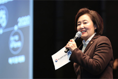 S. Korea's small biz minister to highlight Korea's strengths at Davos