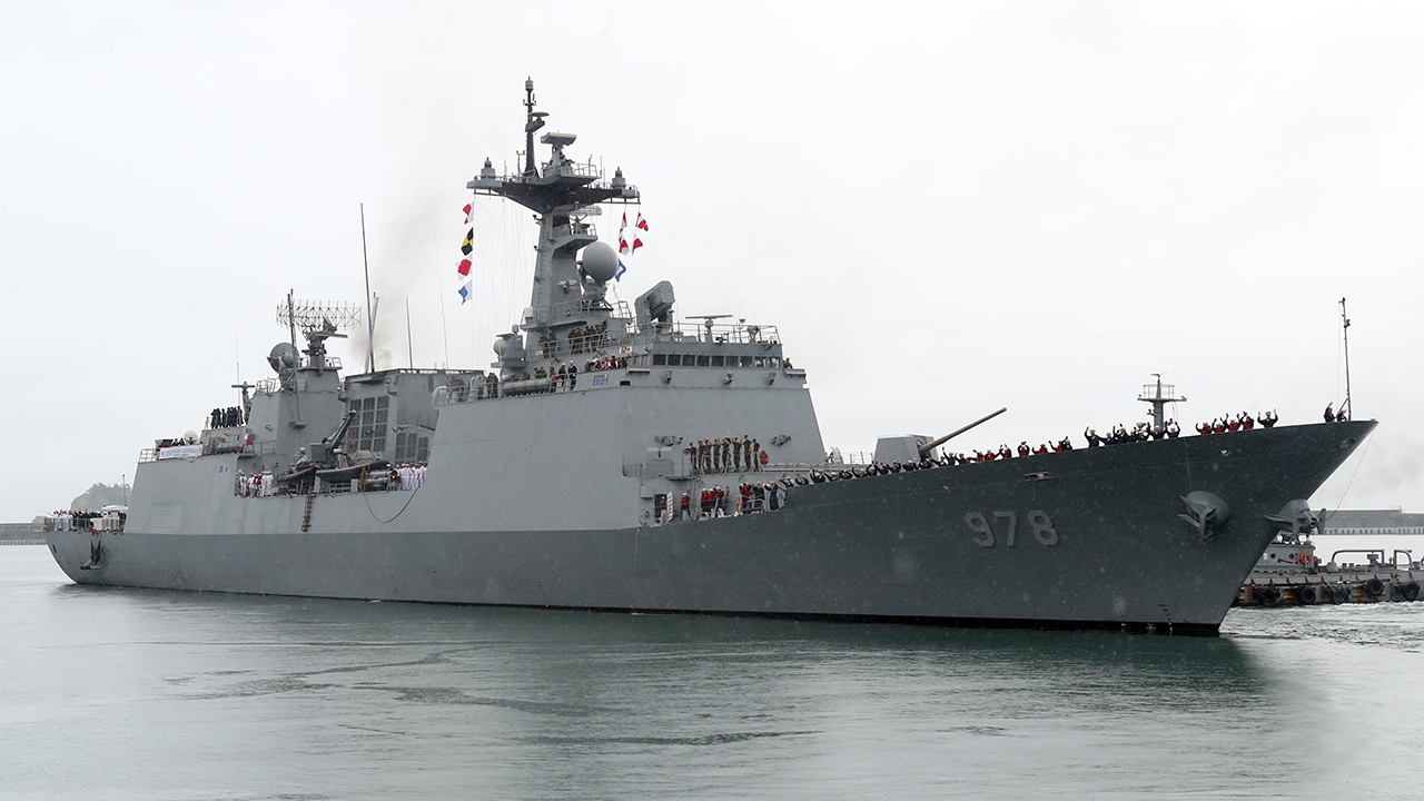 S. Korea to independently dispatch troops to Strait of Hormuz to protect S. Korean interests
