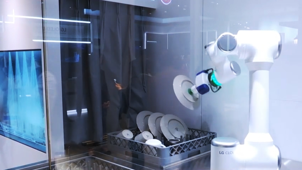 Artificial Intelligence turning homes into robots