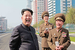 EU urges N. Korea to return to