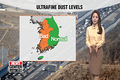 Bad fine dust levels in western regions on Friday, mild and wet Seollal Holiday