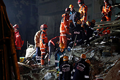 At least 29 dead, 1,466 injured due to an earthquake in eastern Turkey