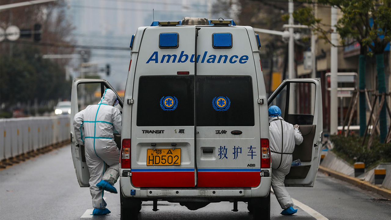 Latest on Wuhan coronavirus: 2,761 infected and 80 dead in China; 38 infected abroad