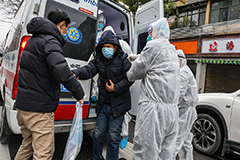 More than 2,700 cases of coronavirus in China as death toll hits 80