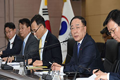 S. Korea to use US$ 18 mil. of emergency funds to contain spread of coronavirus: Finance chief