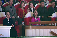 Kim Jong-un's aunt Kim Kyong-hui appears in public for first time in 6 years