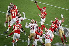 Kansas City Chiefs come back to beat San Francisco 49ers 31-20 in Super Bowl LIV