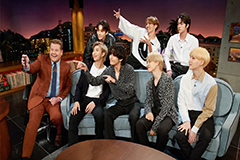 BTS breaks 'Social 50' record for most weeks at No. 1