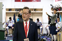 S. Korean ice hockey leader to be inducted into int'l Hall of Fame