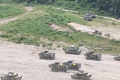 S. Korea contemplating delaying joint military drills with U.S. due to coronavirus