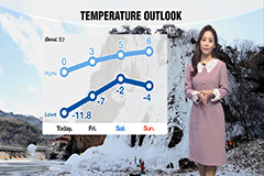 Temperatures recover to seasonal norms from Friday afternoon, dry weather continues