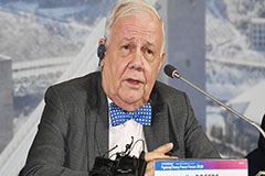 Korean peninsula will be world's most interesting place to invest when 38th parallel opens: Jim Rogers