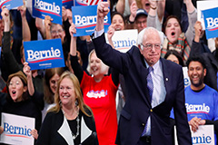 New Hampshire Primary in 2020 U.S. Election Cycle