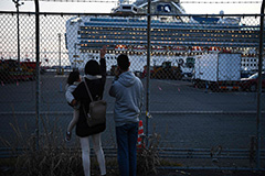WHO calls on countries to accept entry of cruise ships seeking ports