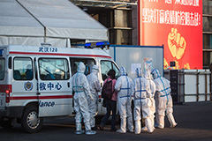 Spread of coronavirus in China show signs of easing as additional patients drop to 2,000 level