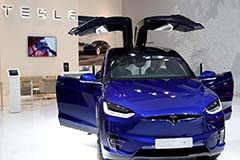 Tesla plans for US$ 2 bil. stock offering amid recent stock rallies