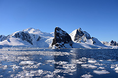 Temperature in Antarctica hits