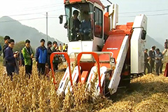 S. Korea to address pollution in agriculture with EVs, self-driving machines