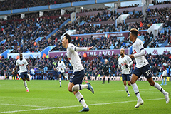 Son Heung-min's double gives him 5th straight match with a goal and 50th, 51st EPL goal